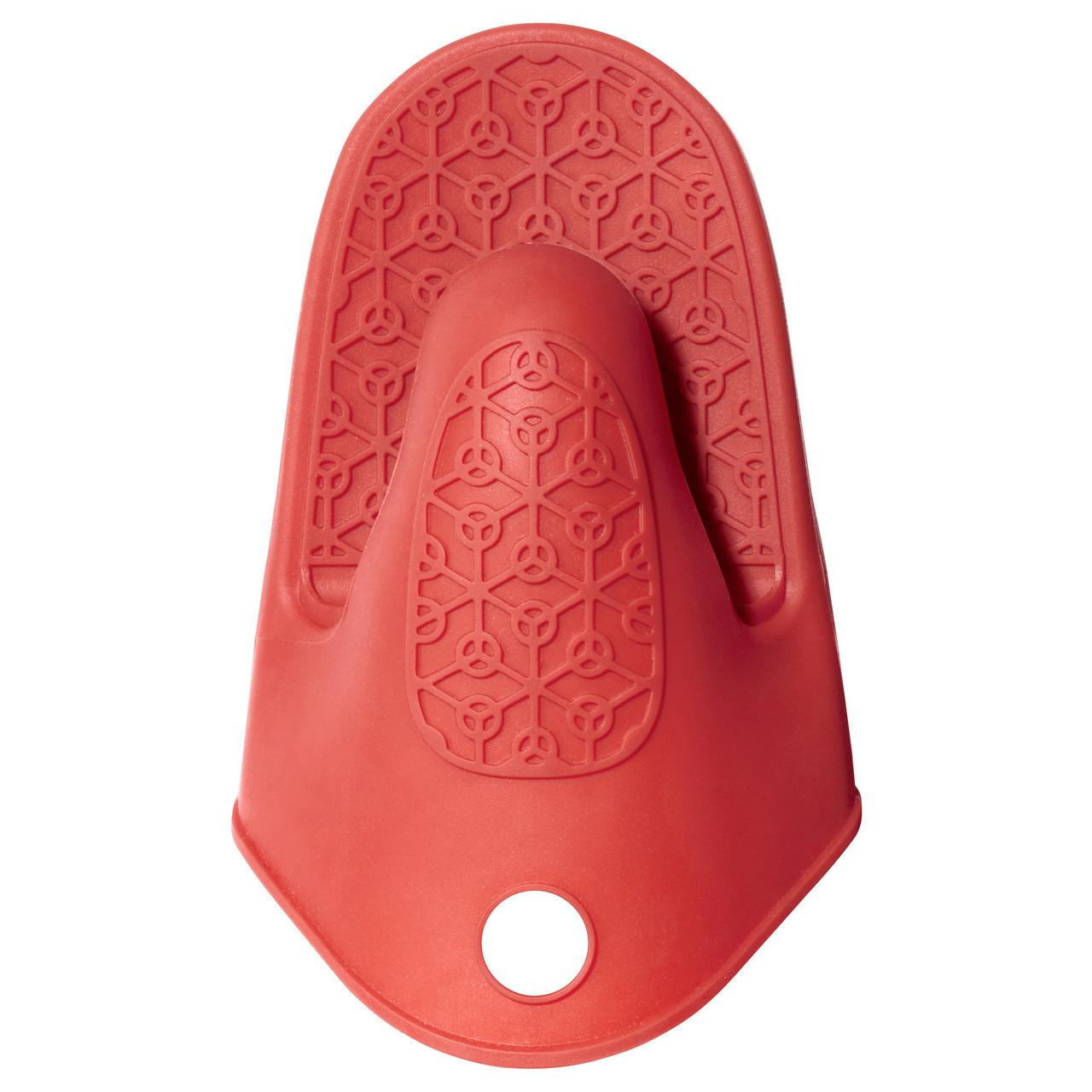 СТИН Варежка-прихватка, красный, 20 см, 40186633,  ИКЕА, IKEA, STINN