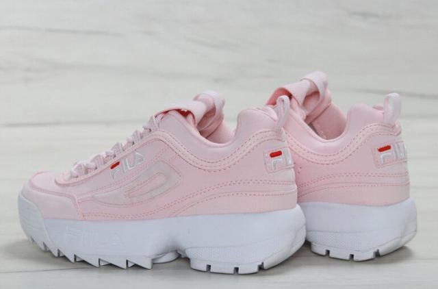 Кроссовки Fila Disruptor 2 Pink White