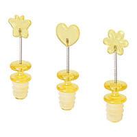РЕСТАД Бутылочная пробка, 3 шт, желтый, 902517202, ИКЕА, IKEA, RESTAD
