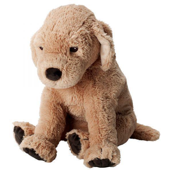 ГОСИГ ГОЛДЕН  Мягкая игрушка, собака, золотистый ретривер, 00132798, И