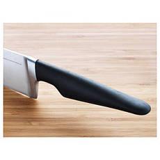 ВЕРДА  Нож поварской, черный, 17 см, 80289243, ИКЕА, IKEA, VORDA  , фото 3