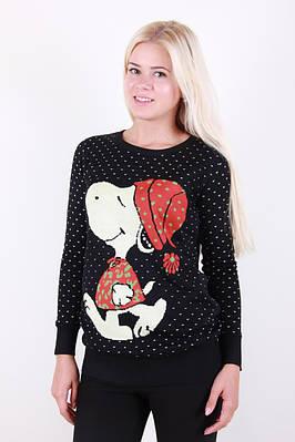 Стильная женская туника Snoopy