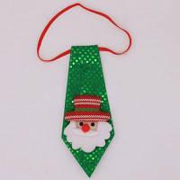 Рождественские подарки украшения светящийся галстук стиль 1