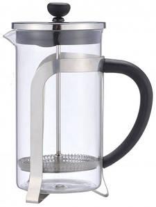 Заварник для чая стеклянный Con Brio 350мл стекло и нержавеющая сталь СВ5535