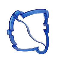 Пластиковая форма динозавр для выпечки печенья кухонный гаджет Синий