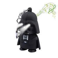 Brelong музицирования мультфильм Брелок кулон с светодиодные ночь свет Чёрный