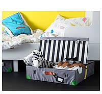 ФЛЮТТБАР  Ящик кроватный, темно-серый, 40328840, ИКЕА, IKEA, FLYTTBAR