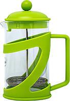 Заварник для чая стеклянный с прессом Con Brio 800мл СВ5480