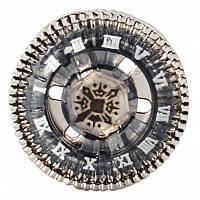 BB104 металлический сплав борьба игрушки ручной работы блесны Серебристый