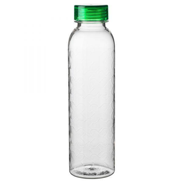 БЕХОЛЛАРЕ Бутылка для воды, прозрачный, 0.6л, 80284660, ИКЕА, IKEA, BEHALLARE