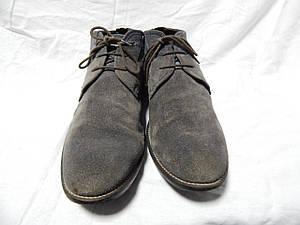 Мужские  демисезонные ботинки Bugatti р. 43  020