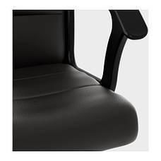 ТОРКЕЛЬ Рабочий стул, черный, 00212484, ИКЕА, IKEA, TORKEL, фото 3