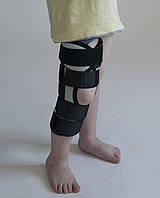 Бандаж (тутор) на коленный сустав 3013 Алком р.1 д, Украина 2 дет. 33 см
