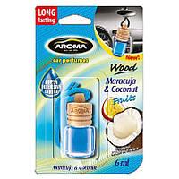 Ароматизатор Aroma Car Wood Coconut