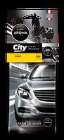 Ароматизатор Aroma Car City Black
