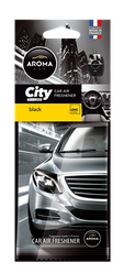 Ароматизатор Aroma Car City Black