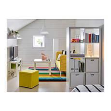 ЛАКК Тумба под ТВ, белый, 00450088, IKEA, ИКЕА, LACK, фото 3