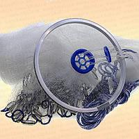 Кастинговая сеть нить  парашут алюминиевое кольцо  4 м диаметр  ∅14мм ,для промышленного лова