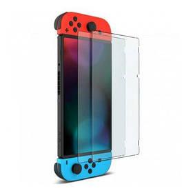 2шт Закаленное стекло-экран протектор для Nintendo Switch - Прозрачный
