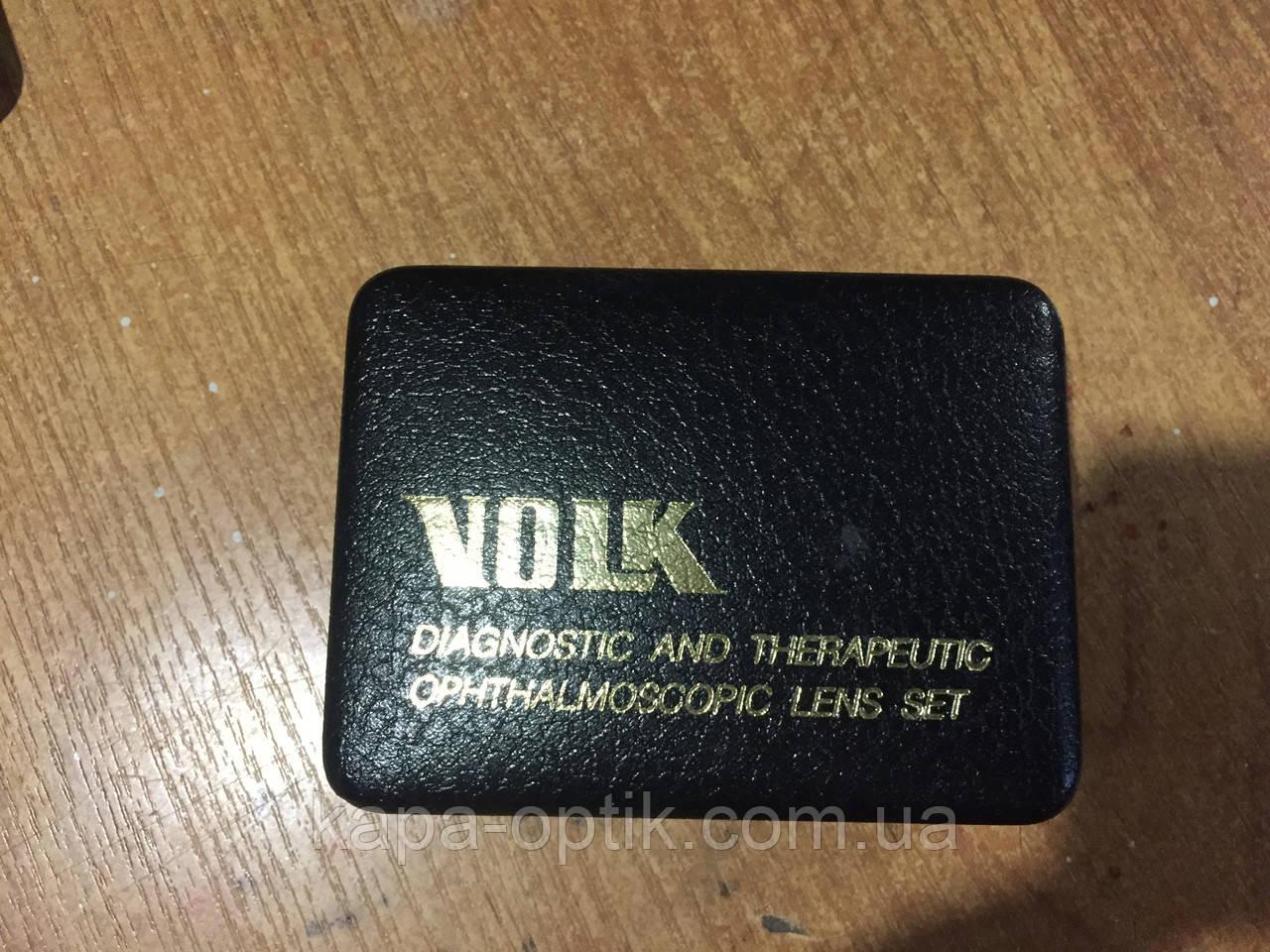 Комплект линз для непрямой офтальмоскопии Volk