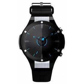 Умные часы телефон Microwear Н2 3G - Серебряный