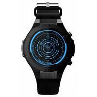 Microwear Н2 3G умные часы телефон Чёрный
