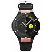 Microwear Н2 3G умные часы телефон Золотой