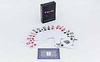 Карты для покера пластиковые 0.32 мм