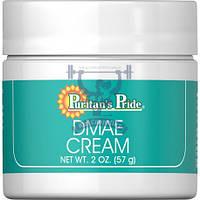 Антивозрастной крем Puritan's Pride DMAE Cream 56г крем с ДМАЭ