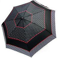 Зонт женский Derby полуавтомат 7202165PL-3 Красные полоски