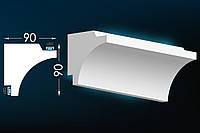Карниз для скрытого освещения Тс-50
