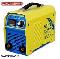 Сварочный инвертор СВИТЯЗЬ СA-265ДК, 220 В, ток 20-265 А, электроды 1,6-5,0 мм, в чемодане, электронное табло