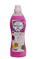 Гель для стирки BRILIAS Цветочная свежесть Двойная сила 1 кг