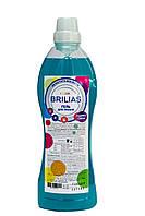Гель для стирки BRILIAS Color Двойная сила 1 кг