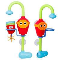 Детская игрушка для ванной комнаты в виде смесителя возраст до 36 месяцев 1 комплект