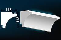 Карниз для скрытого освещения Тс-51