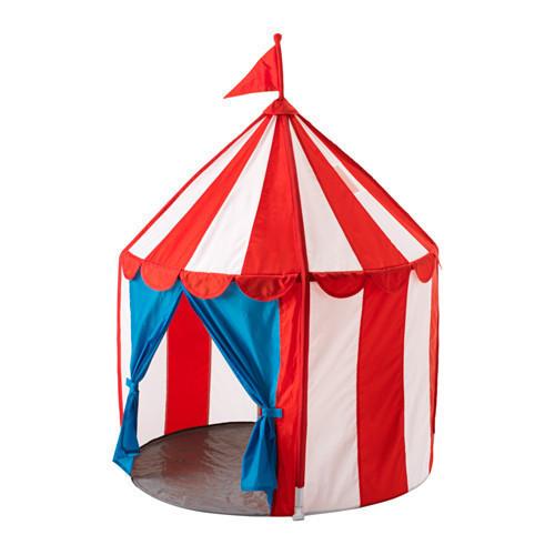 ЦИРКУСТЭЛЬТ Детская палатка,цирк, 80342052, IKEA, ИКЕА, CIRKUSTALT