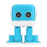 WLtoys cubee F9 многофункциональная музыкальная игрушка робот Синий
