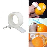 Плодоочистная машина овощечистка для удаления апельсинного кожуры Белый