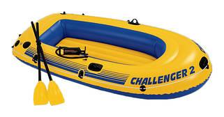 Лодки надувные intex