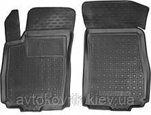 Полиуретановые передние коврики в салон Ravon R4 2016- (AVTO-GUMM)