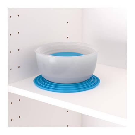 РЕДА Контейнер для еды, синий, 5шт, 50149560, IKEA, ИКЕА, REDA, фото 2