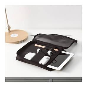 ФОРФИНА, Чехол на планшет, черный, 90294550, ИКЕА, IKEA, FORFINA , фото 2