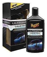 Meguiar's G18216 Подарунковий набір рідкого воску, Ultimate Liquid Wax 473 мл