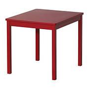 ТВАРЬ Столик дитячий, 60153702, IKEA, ІКЕА, KRITTER