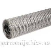 Сетка штукатурная сварная оцинкованная 0,6х25х25 мм, 1х30 м