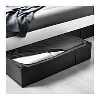 СКУББ Сумка для хранения, черный, 40290366, ИКЕА, IKEA, SKUBB