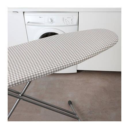 ЛАГТ Чехол на гладильную доску, серый, 80342575, ИКЕА, IKEA, LAGT, фото 2