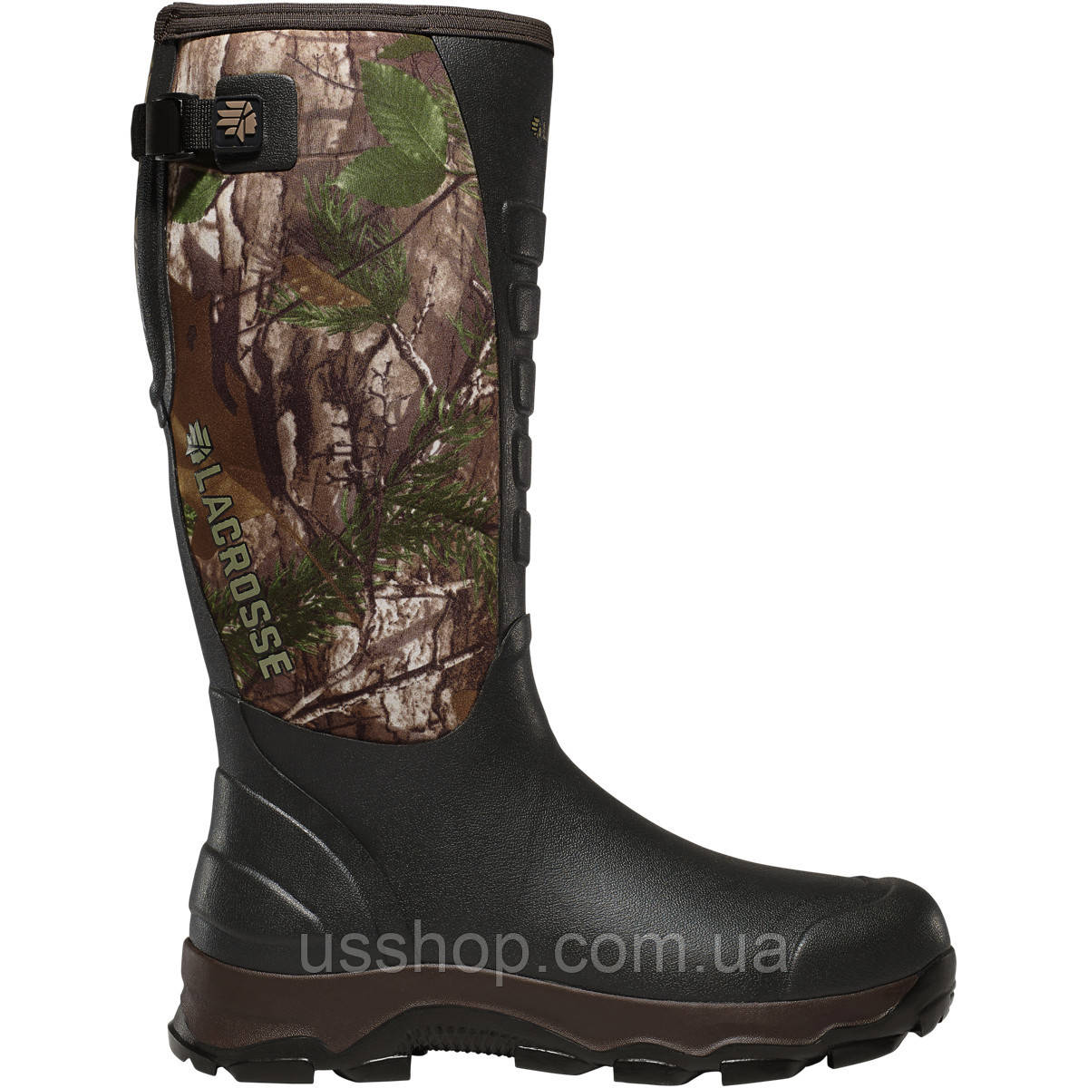 Сапоги LaCrosse 4XALPHA REALTREE XTRA GREEN 3.5MM