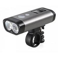 RAVEMEN PR1200 Водонепроницаемый передний свет с USB зарядкой для велосипеда RPU-50224